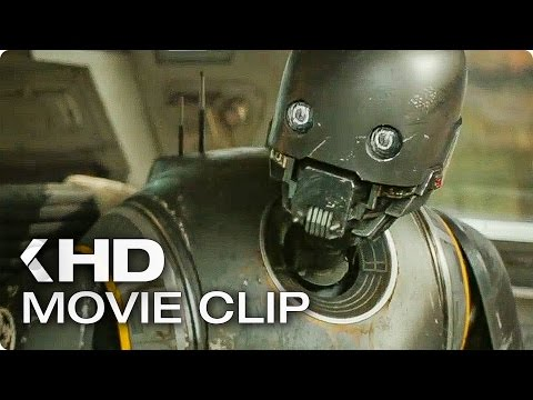 ROGUE ONE: A Star Wars Story NEW Movie Clip & Trailer (2016)