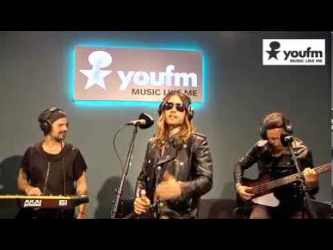 30 seconds to mars stay live you fm youtube publicscrutiny Gallery
