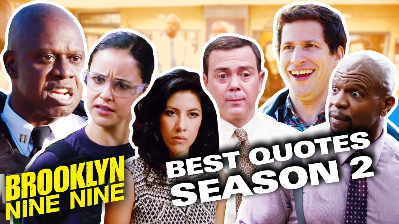 Download BEST QUOTES Season 2   Brooklyn Nine-Nine