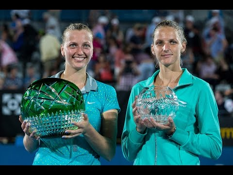 2015 Apia International Sydney Final WTA Highlights