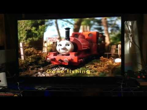This is a video of Thomas and friends gone fishing song
