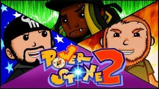 Super Best Friends Brawl - Power Stone 2