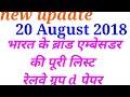 All compny barndambsder//india  company brandambsder name list 2018 new //new list brand ambedkar 18