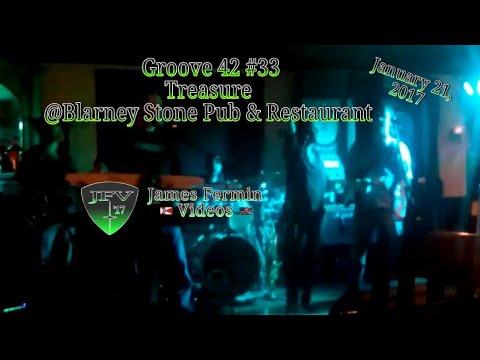 Groove 42 #33, Treasure (Cover), Blarney Stone Pub & Restaurant, 2017