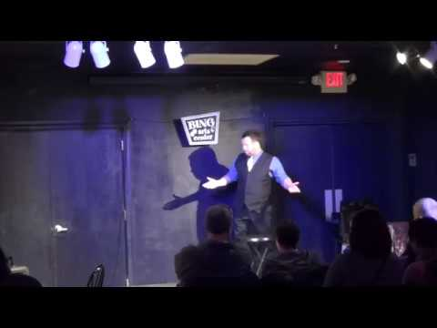 Interactive Comedy Magic at The Bing!