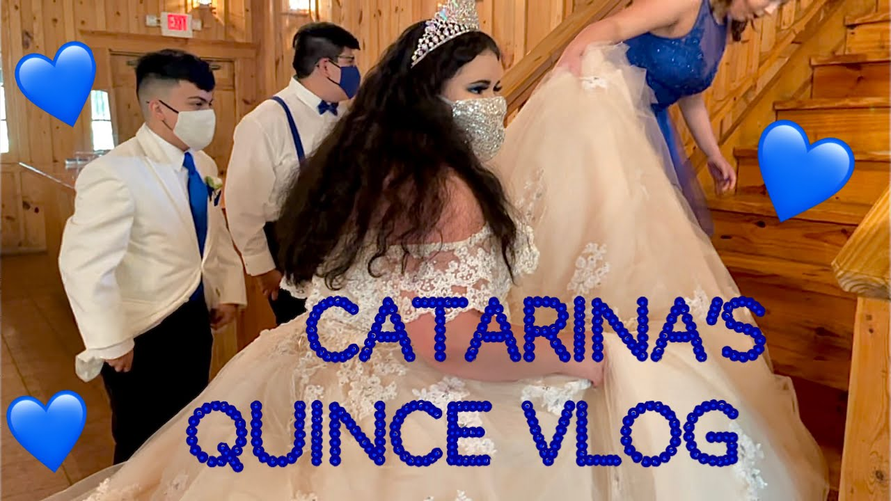Choreographer Weekend Vlog #19: Catarina's Quince Day!💙