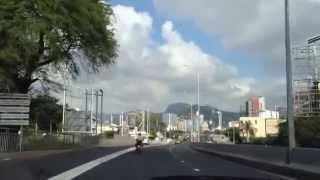 Mauritius M1 Ebene to L Mountain