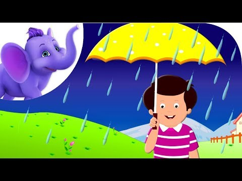 Rain on the Green Grass - Nursery Rhyme...