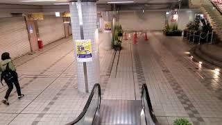 大阪・京橋公園→探訪【駅周辺→エキチカ/散策動画】