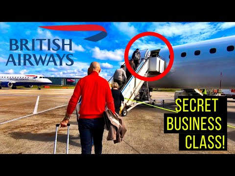 The Business Class British Airways Won't Advertise