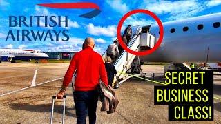 The Business Class British Airways Won't Advertise