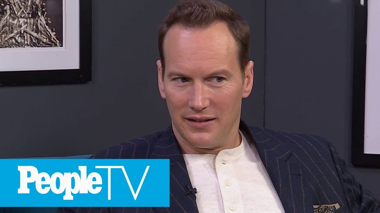Download Newlywed Patrick Wilson Was Nervous To Shoot 'Little Children's' Scenes With Kate Winslet | PeopleTV