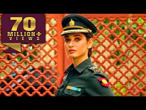 Action - Tamannah Bhatia Blockbuster Action Hindi Dubbed Movie l Vishal