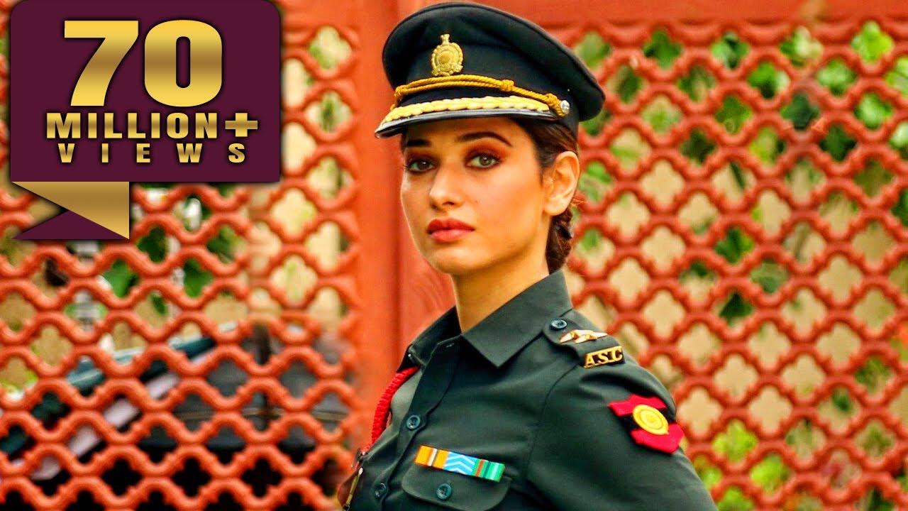 Download Action - Tamannah Bhatia Blockbuster Action Hindi Dubbed Movie l Vishal