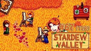 Фото 14 сердец с Леей ☀ Stardew Valley Прохождение 2 сезон #178