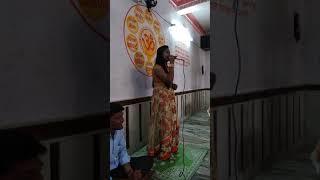 A song By Deeksha Jain at Jain Mandir