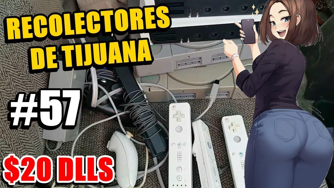 Recolectores de Tijuana - Episodio 57 Lote de Wii y PS1 + SALUDOS A TODOS!