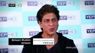Making of Shah Rukh Khan Fresh Fashion Yepme Tv Ad