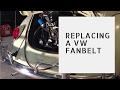 VW Fan Belt Replacement - Type 1 Engine