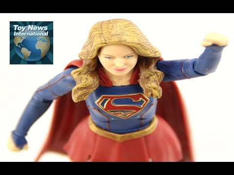 "DC Comics Multiverse 6"" Supergirl TV Series Supergirl Figure Review"