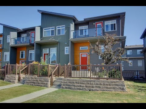 Getty Gate West Edmonton Townhome By Alison Murray Remax