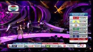 SITI BADRIAH [Berondong Tua] Live At Pesta Rakyat Indonesia (09-04-2014) Courtesy INDOSIAR