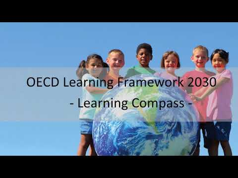 Education for a better world  - the OECD Learning Framework 2030