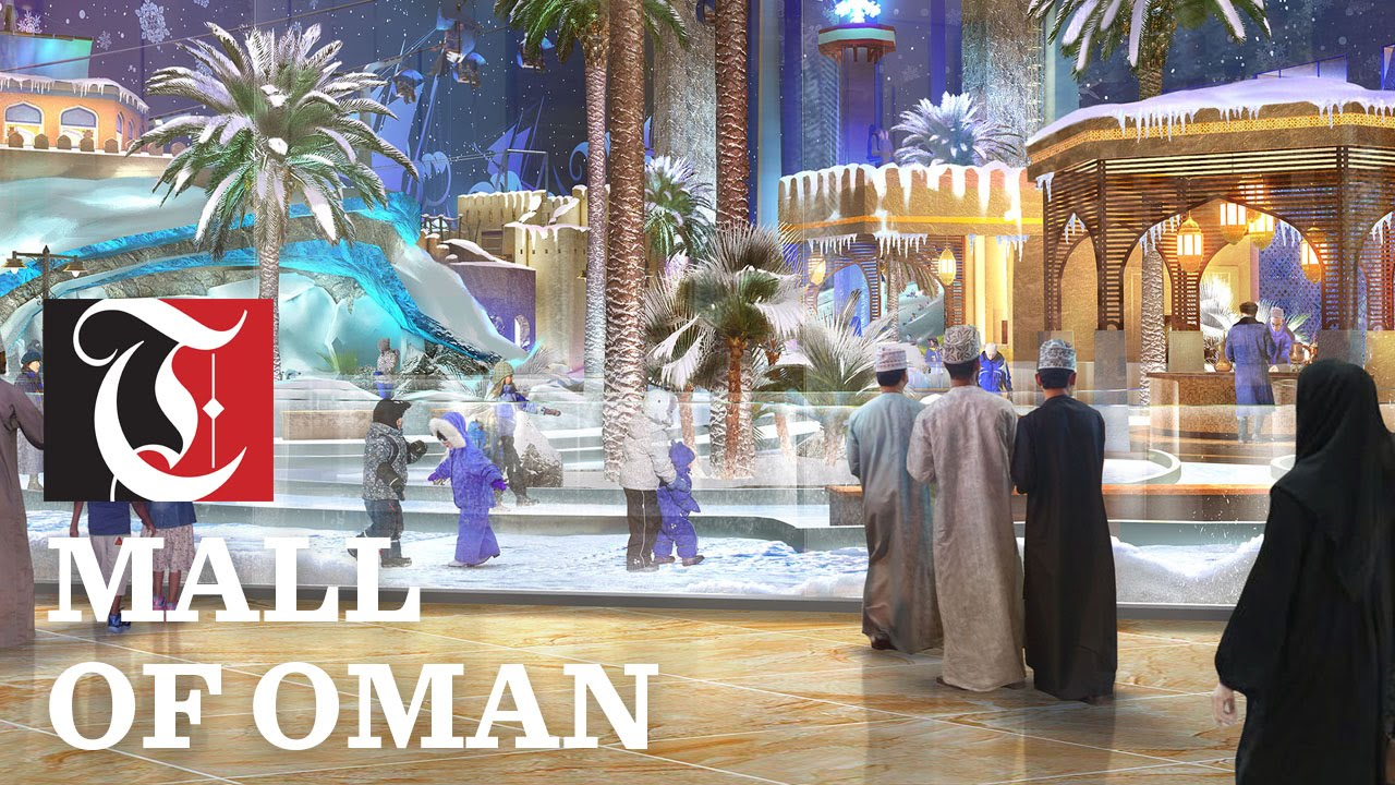 Mall of Oman to open in 2020