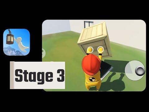 Human: Fall Flat Game Stage 3 Walkthrough