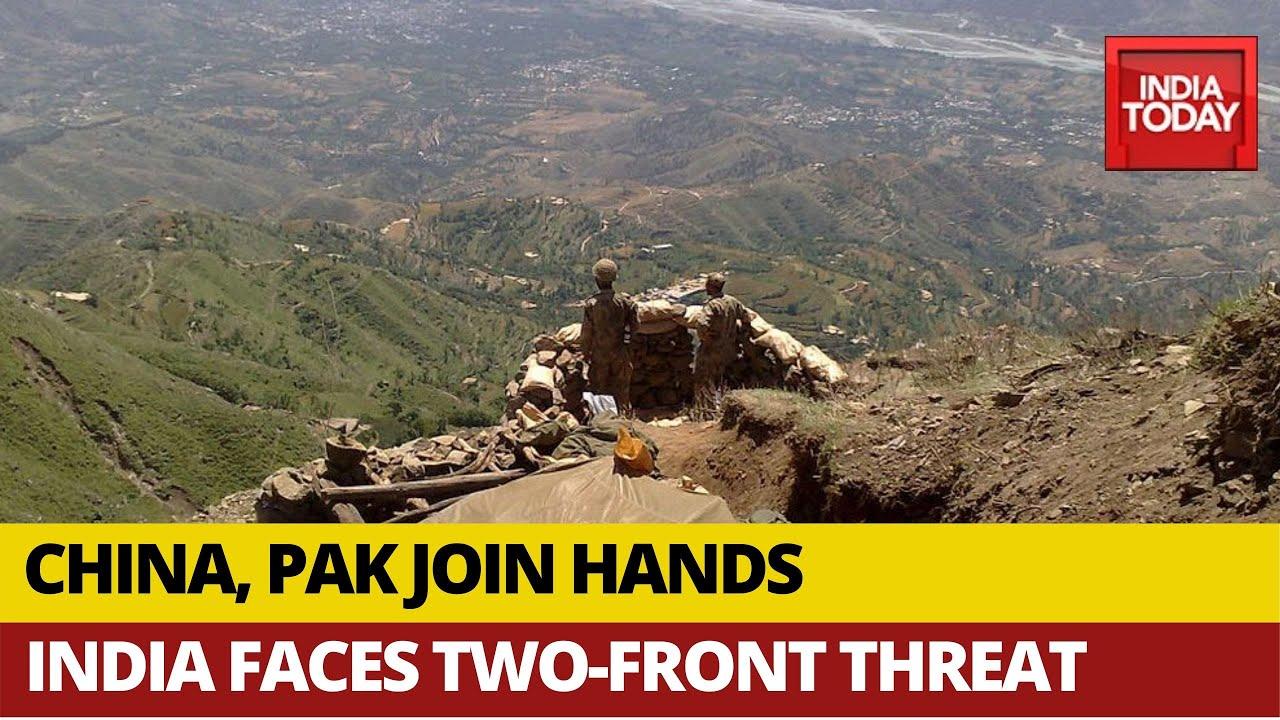Download India Braces For Two-Front War As China, Pakistan Deploy Its Troops Along Ladakh, Gilgit-Baltistan