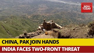 India Braces For Two-Front War As China, Pakistan Deploy Its Troops Along Ladakh, Gilgit-Baltistan