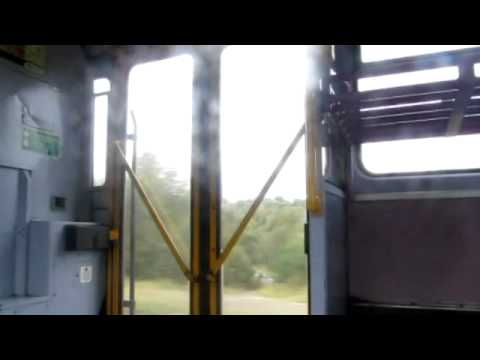 On Board Northern Rail Class 142035 to Normanton Rail Station