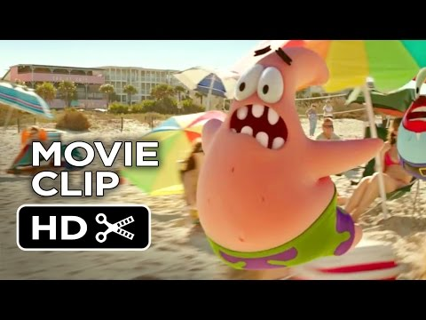 The SpongeBob Movie: Sponge Out of Water Movie CLIP - Invaders (2015) - Animated Movie HD