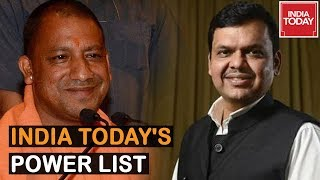 India Today Power List : Most Powerful Politicians, Who Went Up & Who Went Down?
