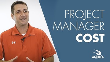 How Much Does a Project Manager Cost? (Fees/Rates)