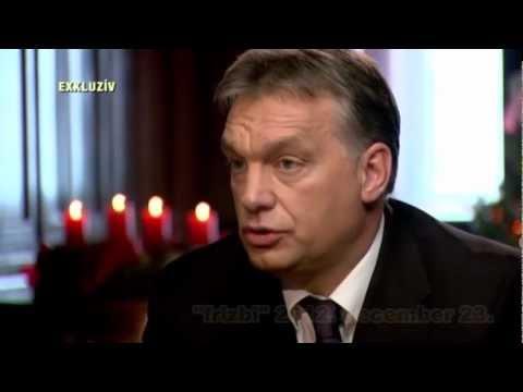 Orbán Viktor és a norvég orvosképzés (2012-12-23)