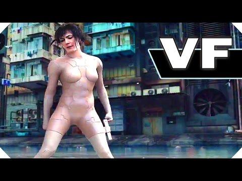 GHOST IN THE SHELL (Scarlett Johansson, 2017) - Bande Annonce VF / FilmsActu streaming vf