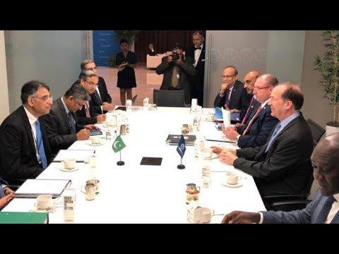 Pakistan, IMF bailout talks finalised