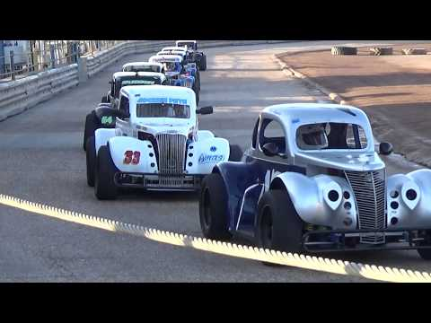 Oval Track Legends Arlington 04/07/2018