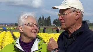 The couple behind Tulip Town and a very difficult decision