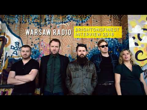 Warsaw Radio – Interview 2018
