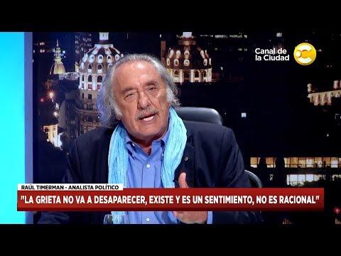 """<h3 class=""""list-group-item-title"""">La transición Macri Fernández: el analista político, Raúl Timerman en Hoy Nos Toca a la Noche</h3>"""