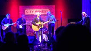 """Get Started,Start a Fire"" Graham Parker & The Rumor @ City Winery,Chicago 6-7-2015"