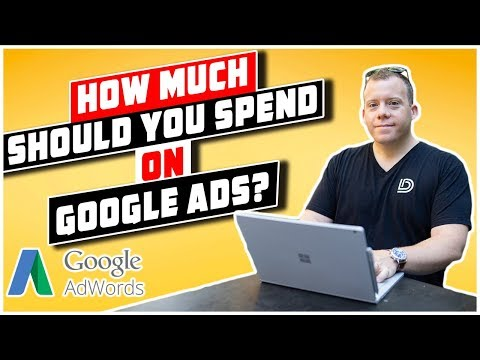 How To Set a Google Adwords Budget [For eCommerce]