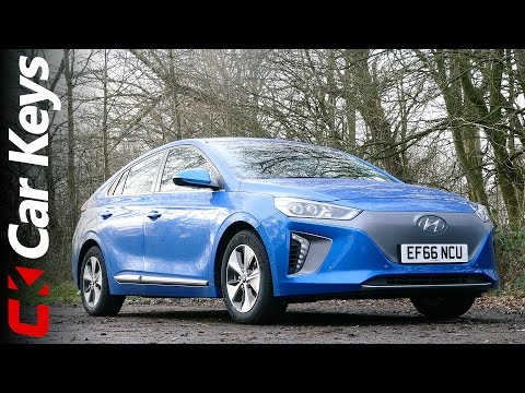 Hyundai Ioniq EV 2017 Review - An Everyday Electric Car? - Car Keys