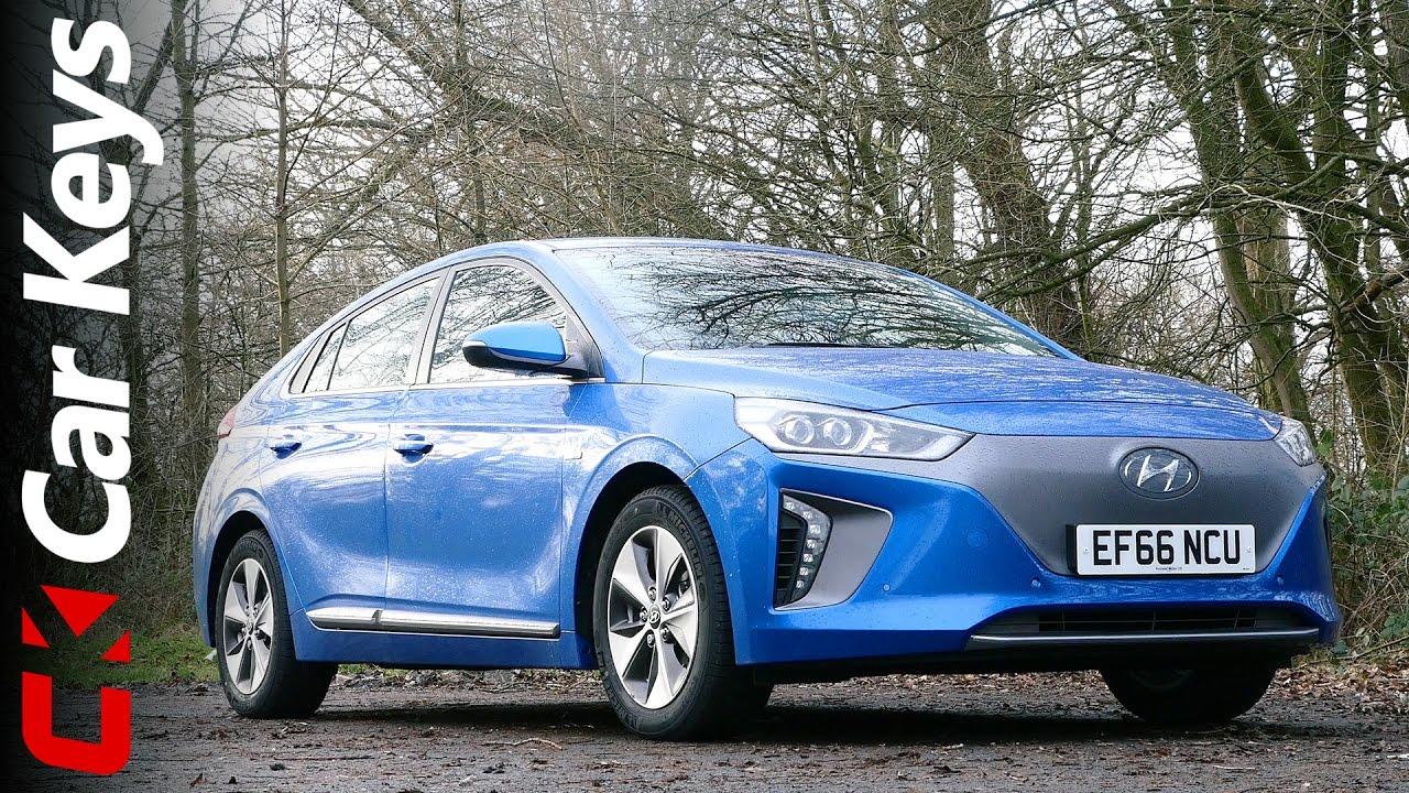 Hyundai Ioniq Ev 2017 Review An Everyday Electric Car Keys You
