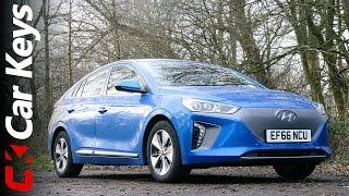 Hyundai Ioniq EV Review - An Everyday Electric Car? - Car Keys