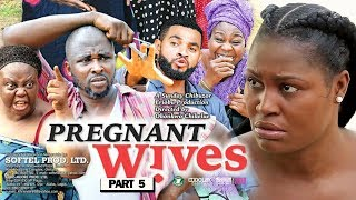 """New Movie """"PREGNANT WIVES PART 5"""" - 2019 Latest Nigerian Nollywood Movie Full HD"""