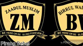 Zaadul Muslim - Allah Ya Adzim (Clean)