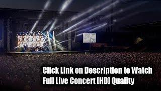 """Justin Bieber Live in Parken Stadium, Copenhagen, Denmark """"10/2/2016"""""""